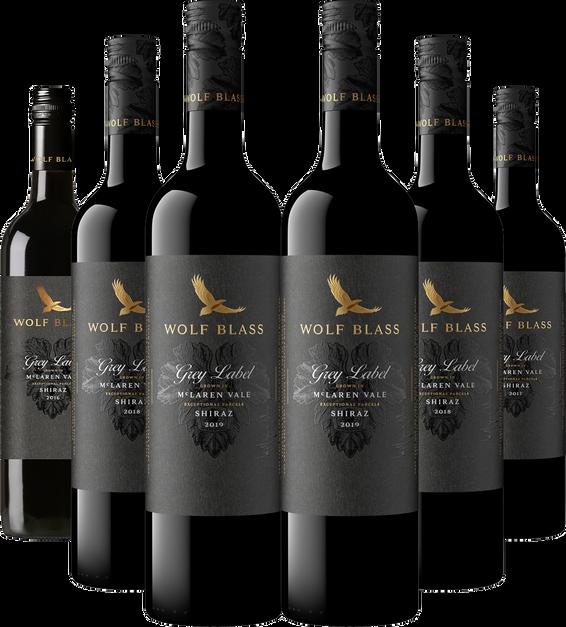 Grey Label Shiraz Vertical