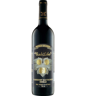 Black Label Cabernet Shiraz 1987 Museum Release