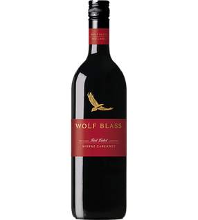 Red Label Shiraz Cabernet 2018