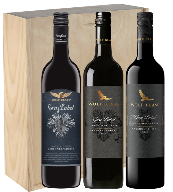 Grey Label Cabernet Shiraz Gift Set