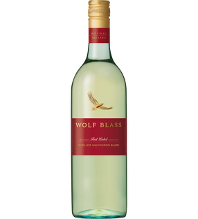 Red Label Semillon Sauvignon Blanc 2018