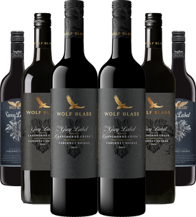 Langhorne Creek Cabernet Shiraz Vertical