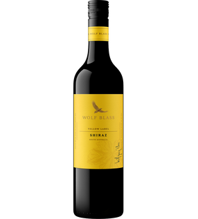 Yellow Label Shiraz 2018