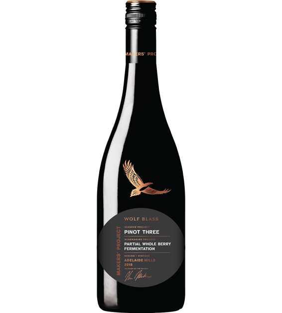 Makers' Project Reserve Pinot Three 2019