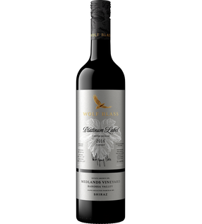 Platinum Label Medlands Vineyard Barossa Valley Shiraz 2016