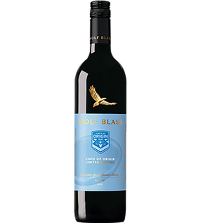 State of Origin Limited Edition NSW Shiraz 2016