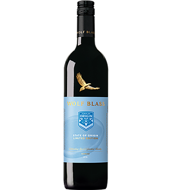 State of Origin Limited Edition NSW Shiraz 2016
