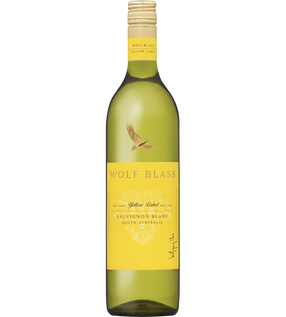 Yellow Label Sauvignon Blanc 2018