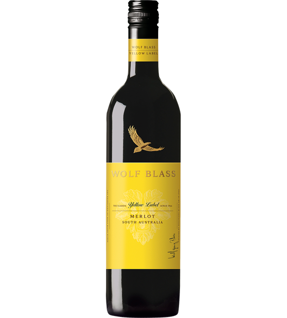 Yellow Label Merlot 2018