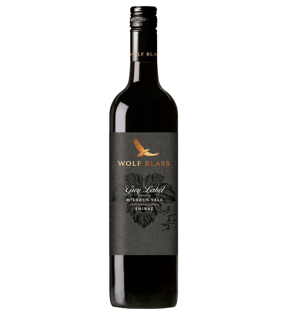 Grey Label McLaren Vale Shiraz 2018