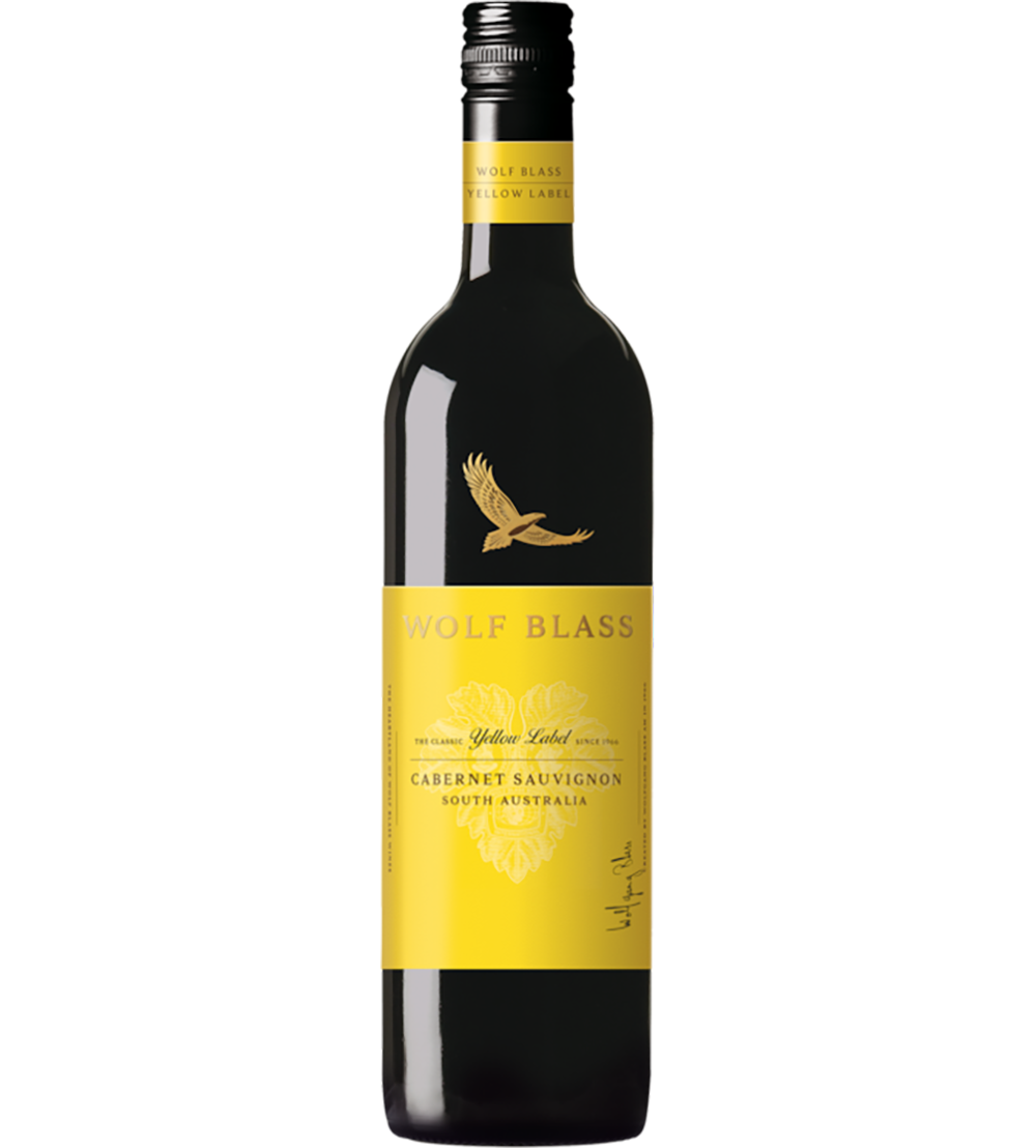 Yellow Label Cabernet Sauvignon 2018